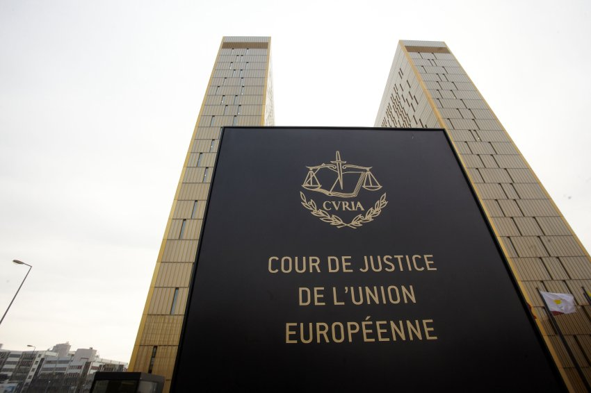 European Court of Justice - Luxembourg